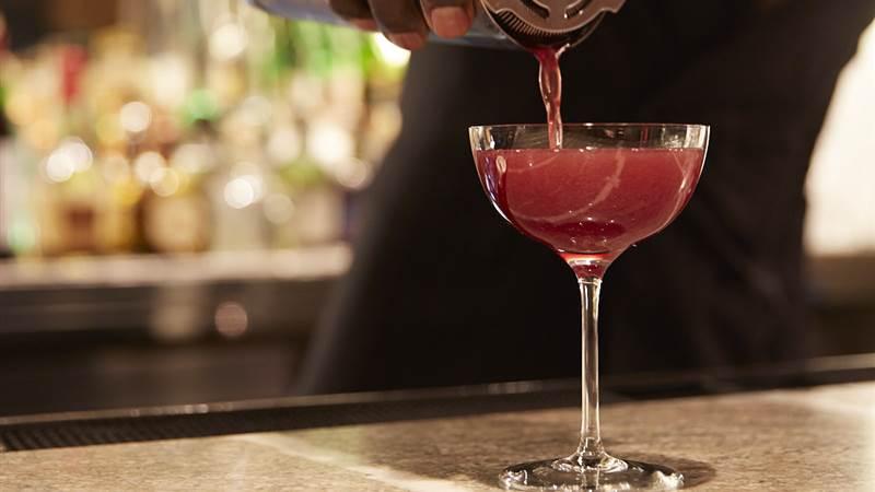 Jacques Bar Cocktail