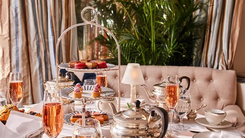 Pembroke Room_Afternoon_Tea