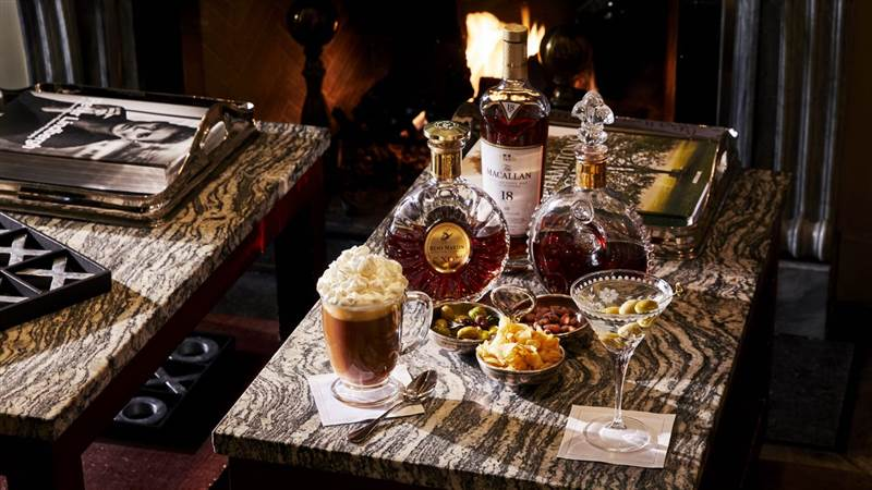 Escape the Cold with This Warming Winter Cocktail from Jacques' Bar