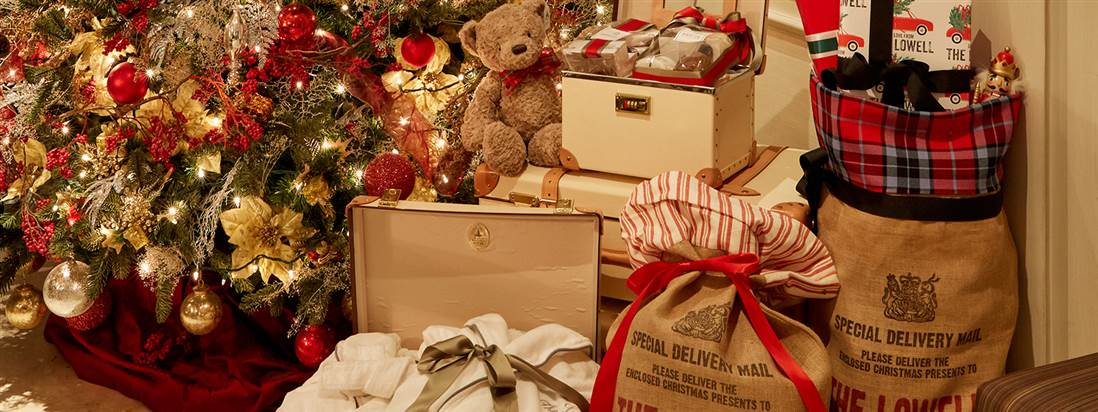 new york hotel christmas packages