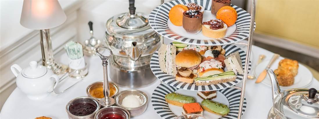 Afternoon Tea Gentlemens Tea 6
