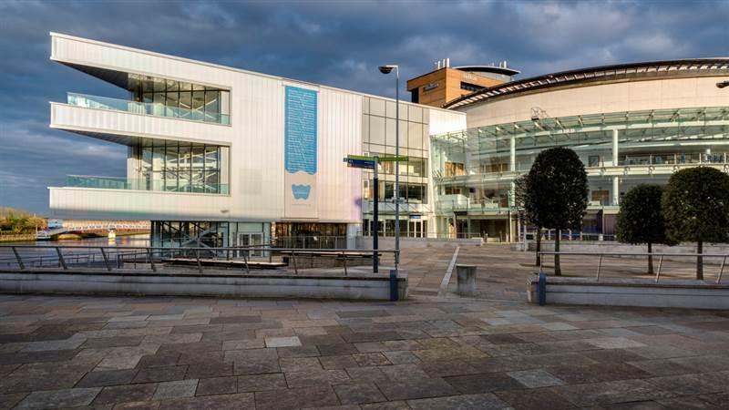 ICC Belfast image