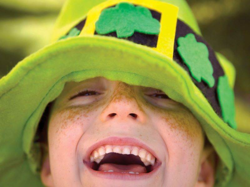 St. Patrick's  Overnight Package