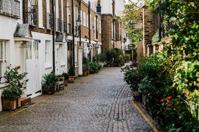 Marylebone walking tour