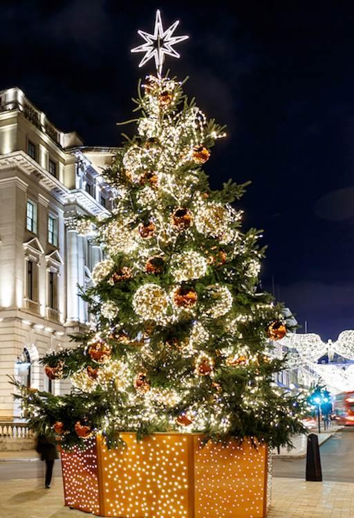 Christmas London The Mandeville2