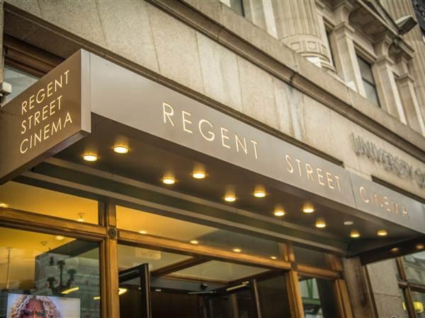 Regent Street Cinema 2 (1) min
