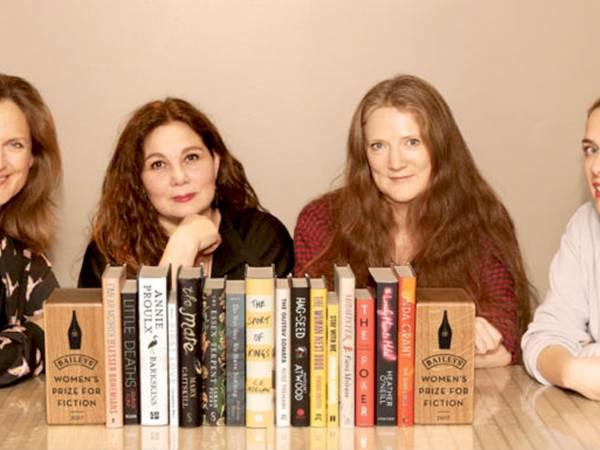 Baileys Women's Prize for Fiction Book Bar | The Mandeville