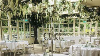 Beautiful images of Orangery the WEDDING VENUE at Maryborough 4 Star Hotel & Spa in Cork