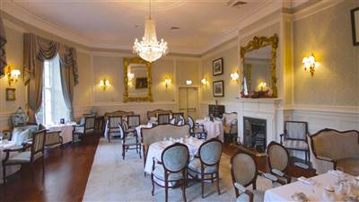 Afternooon Tea in Cork at  Maryborough 4 Star Hotel
