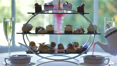 Afternoon Tea Afternooon Tea at  Maryborough 4 Star Hotel  in Cork