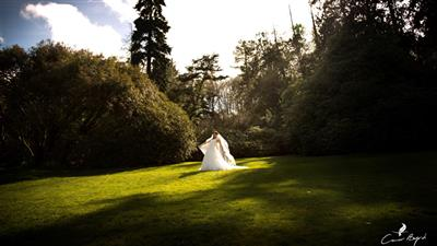 Gardens for your Wedding Venues Cork at Maryborough Hotel