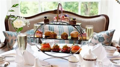 Luxury Afternoon Tea in Douglas, Cork, at Maryborough 4 Star Hotel