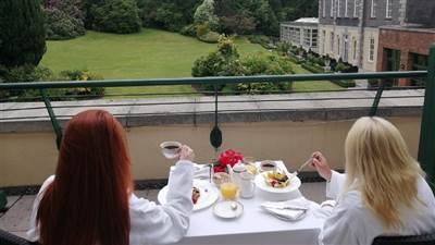 Hotels with Balcony in Cork at Maryborough 4 Star