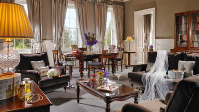 Bridal Suite, Rooms for Couples in Cork at Maryborough Luxury Hotel