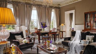 Bridal Suite for you Honeymoon in Cork at Maryborough 4 Star Hotel & Spa