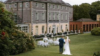 Wedding Venues Cork with Gardens at Maryborough 4 Star Hotel & Spa