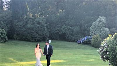 Wedding hotel in Cork with Gardens at Maryborough Luxury hotel