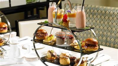 Afternooon Tea at  Maryborough 4 Star Hotel