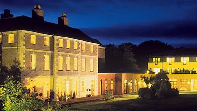 Exterior at Maryborough Luxury 4 Star Hotel in Douglas, Cork