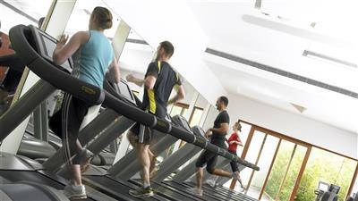 Gyms in Cork at Maryborough 4 star hotel