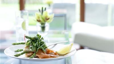 Have your lunch in the Spa at Maryborough Hotel in Cork