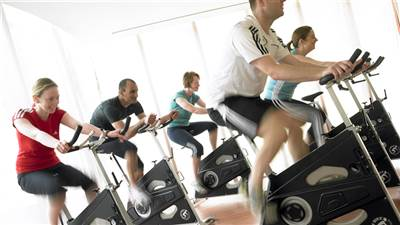 Spin Class at Maryborough 4 Star hotel in Cork