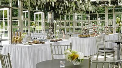 Orangery, the wedding space venue at Maryborough 4 Star Hotel in Cork