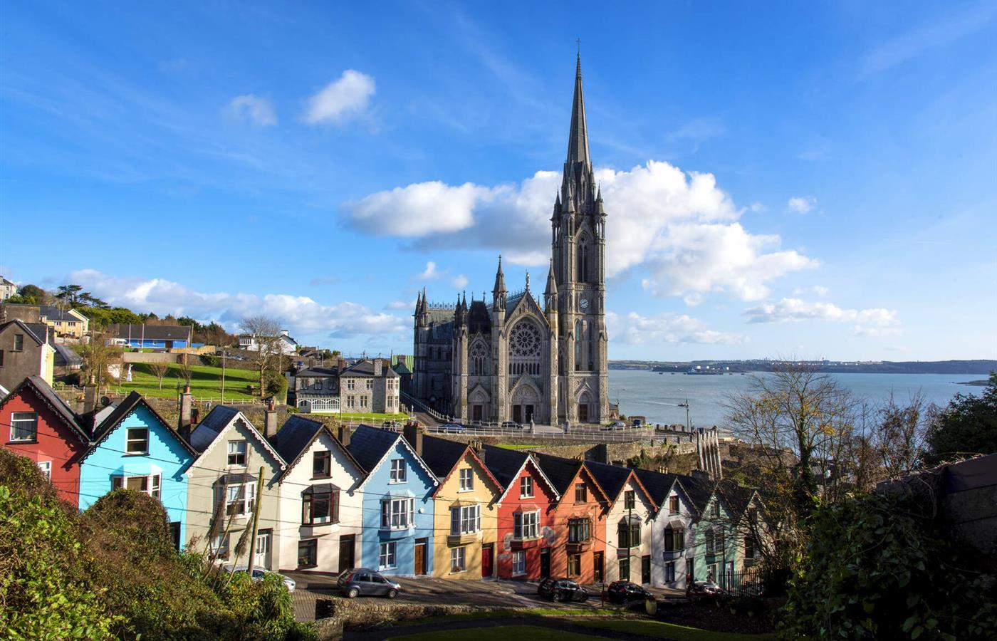 Cobh Cathedral, Co Cork Web Size