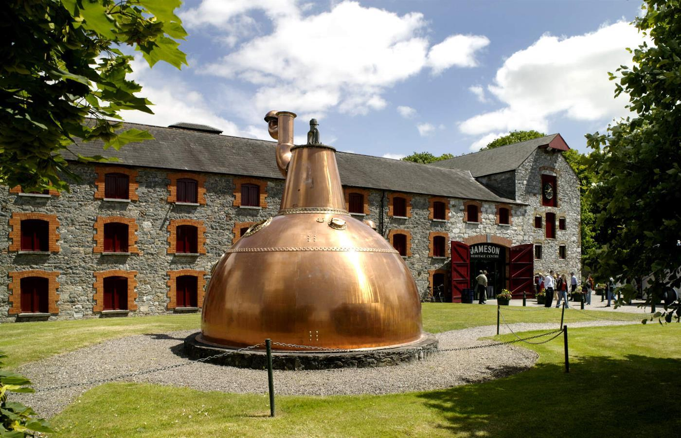 The Jameson Experience, Cork Web Size
