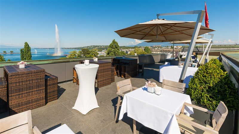 Terrasse Panoramique - Cocktail