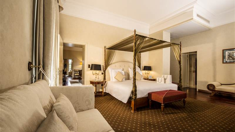 Presidential Suite Chambre