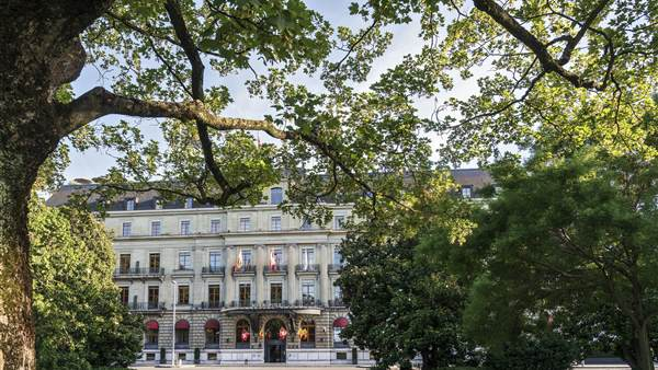 Perfect staycation: Luxury Staycation in Geneva