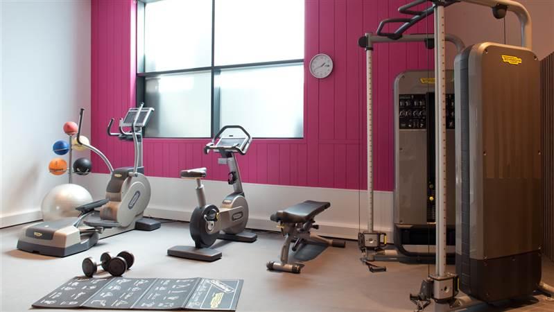 Fitness center 3