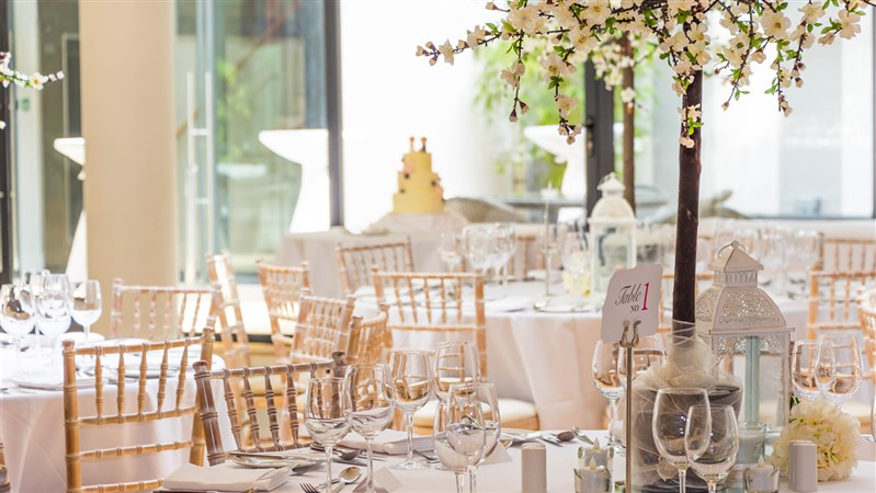 Morrison Hotel Wedding Room 5