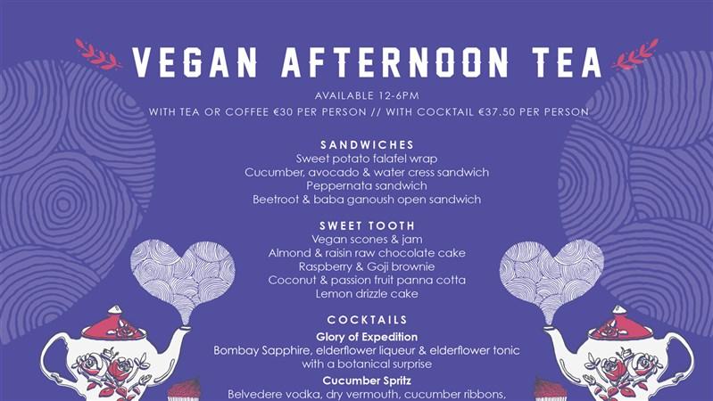 vegan afternoon tea 1024x768 pixels (002