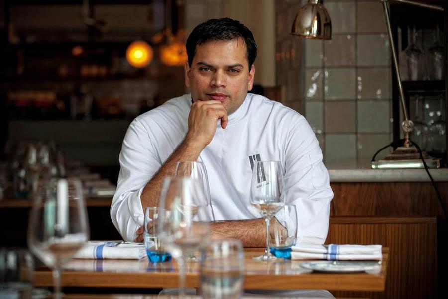Chef Sushil Kumar
