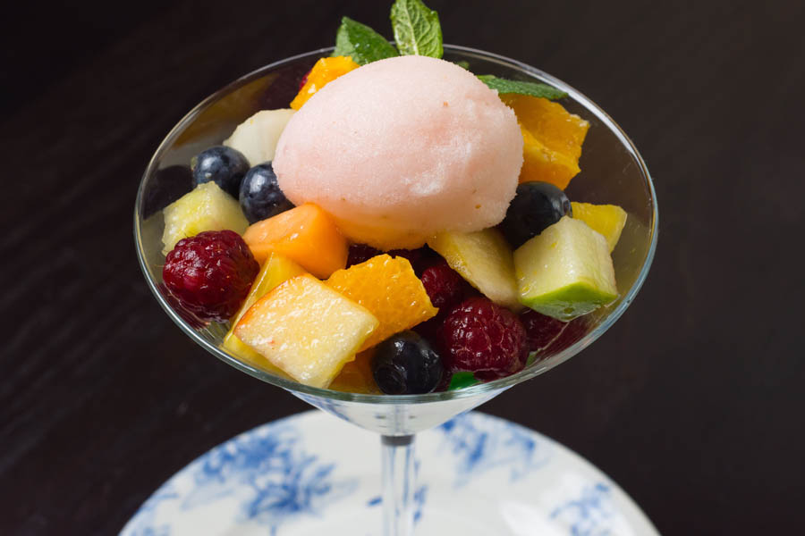 Exotic Fruits Sorbet 10