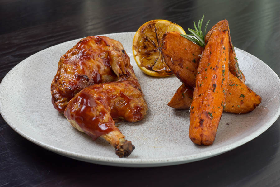 Josper Organic Free Range Half Chicken 6