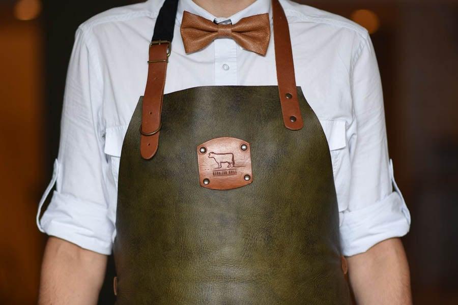 Morrison Grill uniform