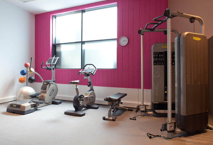 Dublin City Centre Hotels With Gym