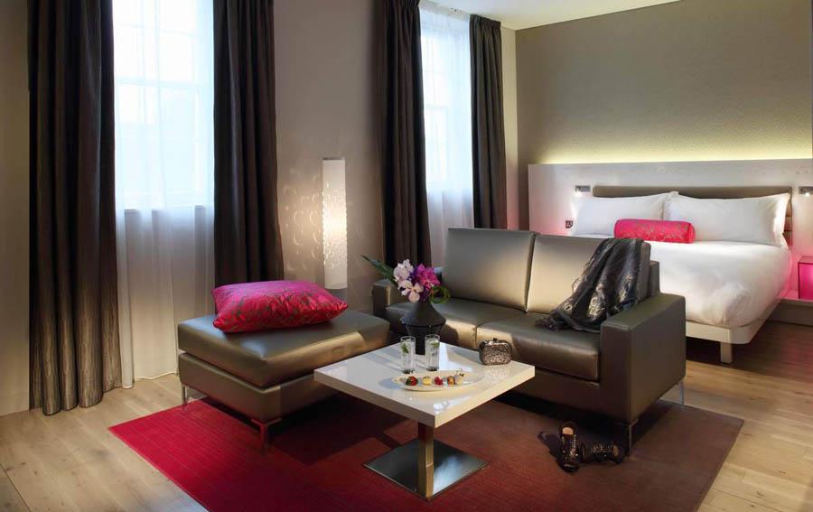 four star luxury hotel in dublin city ce