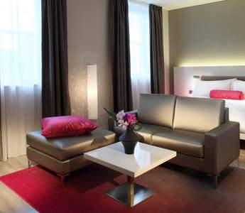 dublin hotel junior suite
