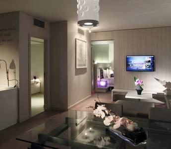 dublin hotel one bedroom suite