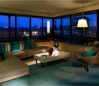 dublin hotel penthouse