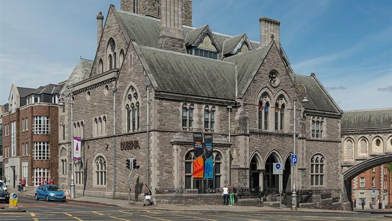 1143px Dublinia, Dublin, Southeast View
