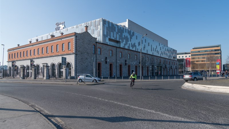 hotels near 3 arena dublin