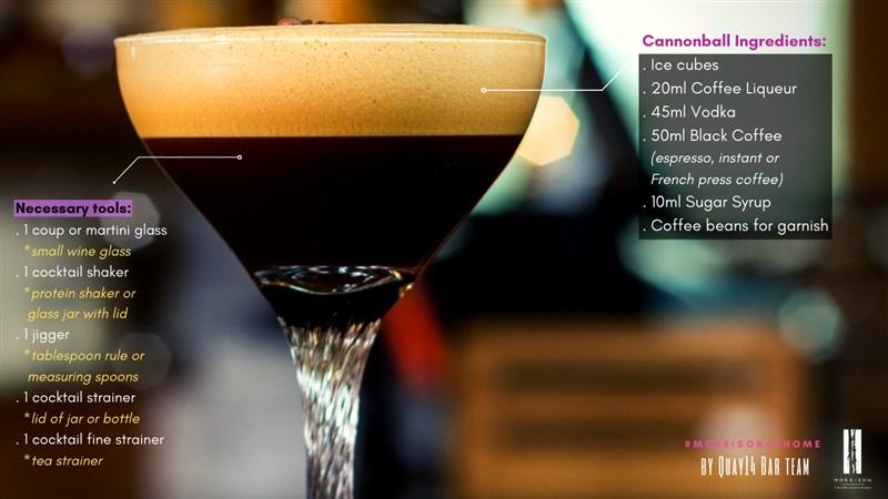 Cannonball - Espresso Martini