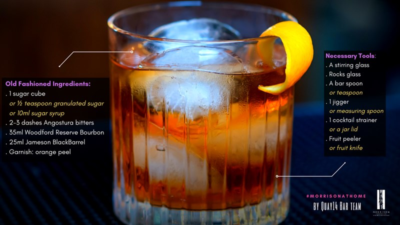 Recipe Old Fashioned