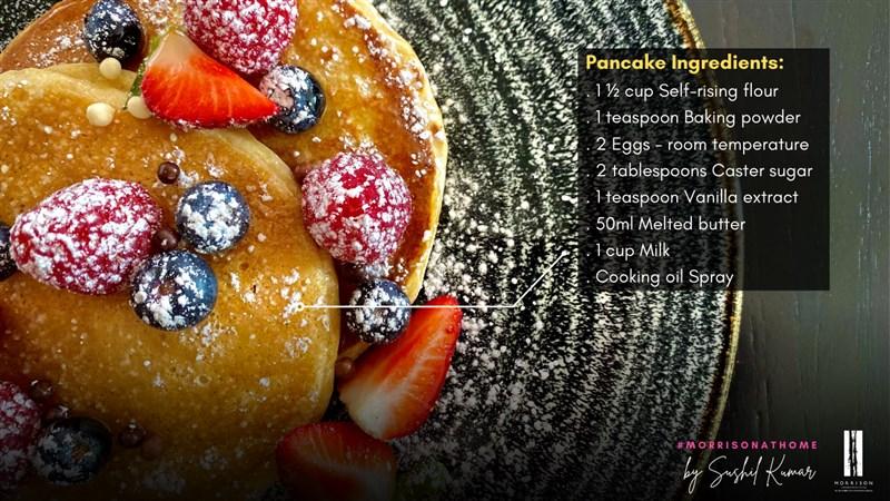 Recipe Pancake