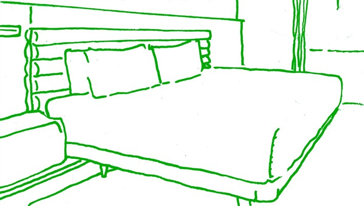 Morrison Bedroom Green drawing 1200x680
